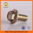 DIN6921 Hexagon flange bolt for auto